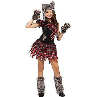 Sweet Wolf Child Costume
