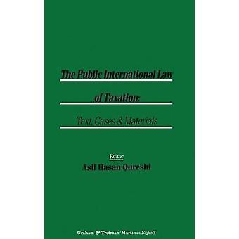 Offentlig Landskamplag av beskattning Text fall och material av Qureshi