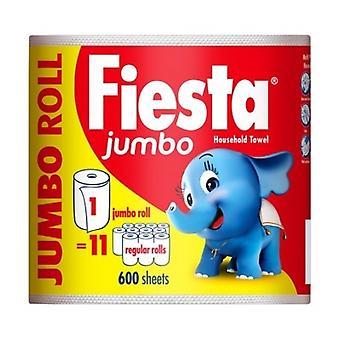 Fiesta Jumbo Roll Kitchen Towel