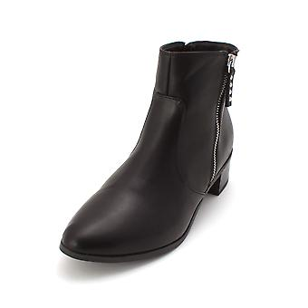 Material Girl Womens Maisy fechado Toe Ankle Boots de moda