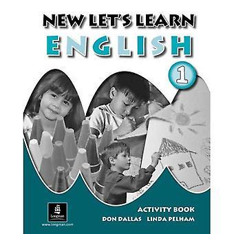 Nieuwe Let's Learn Engels activiteit boek: BK. 1: antwoord boek BK. 1