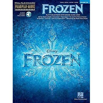 Piano Play-Along Volume 128 - Frozen (Book/Online Audio) by Hal Leonar
