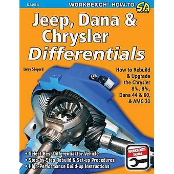 Jeep - Dana and Chrysler Differentials - How to Rebuild the 8 1/4 - 8