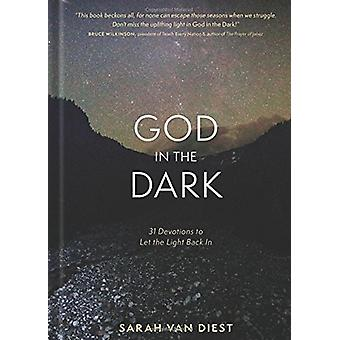 God in the Dark - 31 Devotions to Let the Light Back in by Sarah Van D