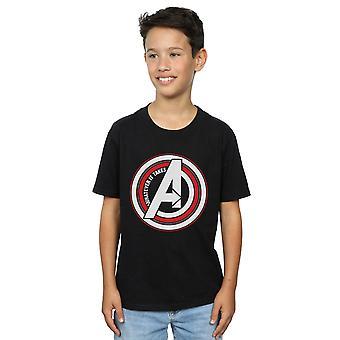 Marvel Boys Avengers Endgame Whatever It Takes Symbol T-Shirt