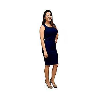 Dbg women's sleeveless pencil polyester spring dresses
