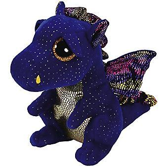TY Beanie Boos - Saffire the Blue Dragon 15cm
