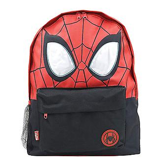 Spider-Man Roxy Backpack with Reflective Eyes