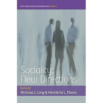 Socialitet - nya riktningar av Nicholas J. Long - Henrietta L. Moore-