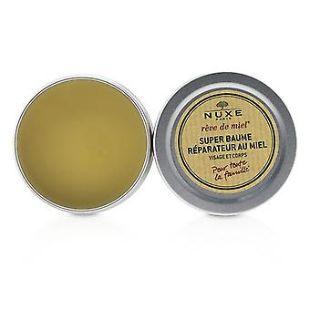 Reve de Miel repareren Super balsem met honing voor gezicht & amp; Lichaam (voor zeer droge, gesensibiliseerde gebieden)-40ml/1.3 oz