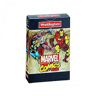 Marvel Comics Spielkarten
