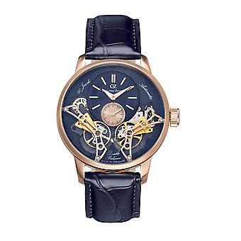 Carl von Zeyten Men's Watch Wristwatch Automatic Oberkirch CVZ0064RBL