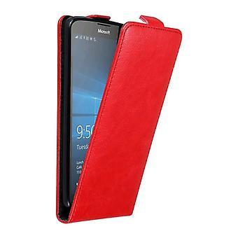 ノキアLumia 950 XL折りたたみ式電話ケースのケース - カバー - 磁気閉鎖付き