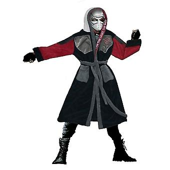 Suicide Squad Deadshot Hooded Robe