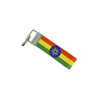 Door Cles Keys Car Motorcycle Band Flag House Tuning Ethiopia Ethiopia