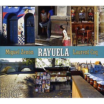 Miguel Zenon & Laurent Coq - Rayuela [CD] USA import
