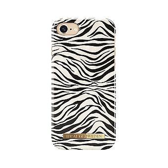 iDeal de Suecia iPhone 8/7/6/SE (2020) - Zafari Zebra