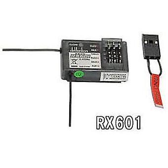 Récepteur de 6CH 2 .4GHz Devo, RX601