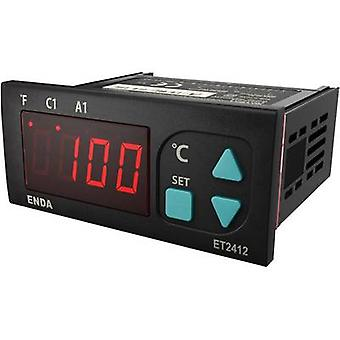 Enda ET2412-230-08 Temperature controller NTC -60 up to 150 °C 8 A relay (L x W x H) 71 x 77 x 35 mm