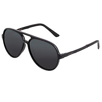 Simplify Spencer Polarized Sunglasses - Gloss Black/Black