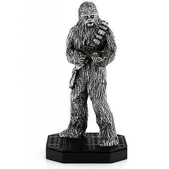 Star Wars By Royal Selangor 017926 Limited Edition Chewbacca Figurine
