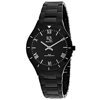 Roberto Bianci Women's Eterno Black Dial Watch - RB0410