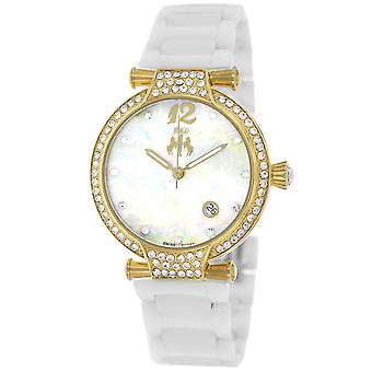 Jivago Women's Bijoux Silver MOP Dial Watch - JV2217