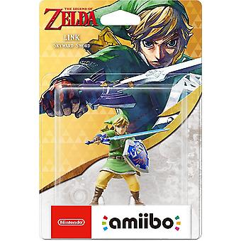 Nintendo Amiibo Charakter Link Skyward Schwert (Legende der Zelda Sammlung) Schalter