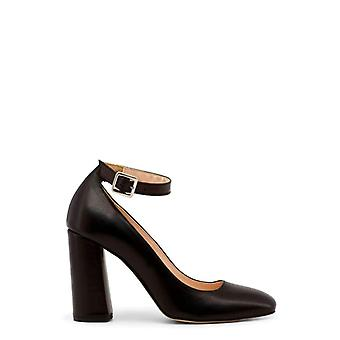 Made In Italia Luce-Nappa Women Black Pumps & Heels -- LUCE022256