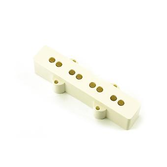 WD Music Jazz Bass Pickup Cover Position blanche