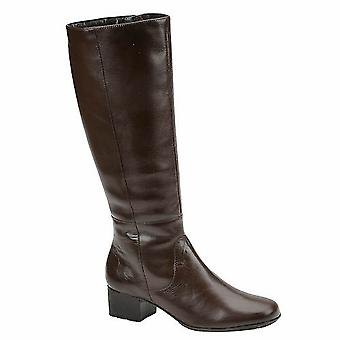 Walking Cradles Womens Elite Closed Toe Knee High Fashion Boots