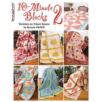 10Minute Blocks 2 by Suzanne McNeill