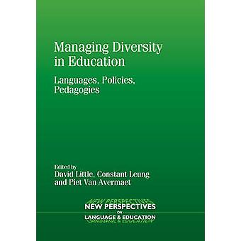 Managing Diversity in Education by David Little