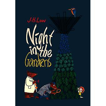 Night in the Gardens by J.H. Low
