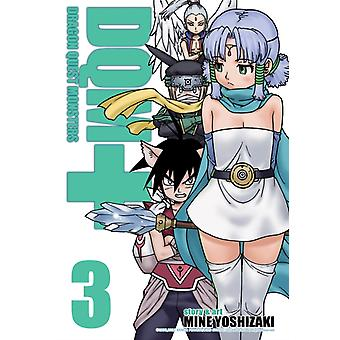 Dragon Quest Monsters Vol. 3 av min Yoshizaki