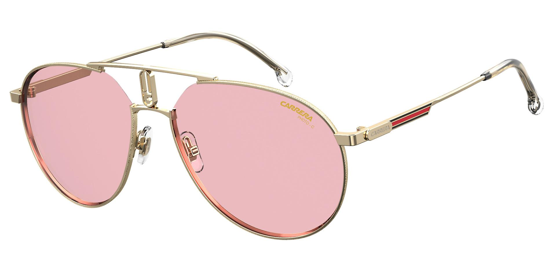 Carrera 1025/S EYR/Q4 Gold-Pink/Pink Sunglasses