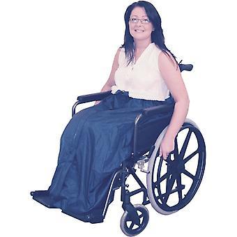 Aidapt- rolstoel voetenzak - fleece gevoerd