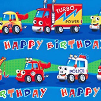 Simon Elvin Childrens Boys 24 Sheets Gift Wraps