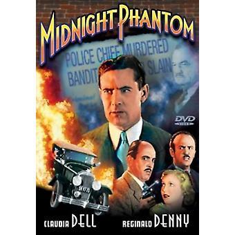 Midnight Phantom [DVD] USA import