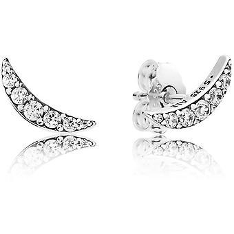 Boucles d'oreilles Pandora 297569CZ - Boucles d'Oreilles Lumi�re Lunaire Femme
