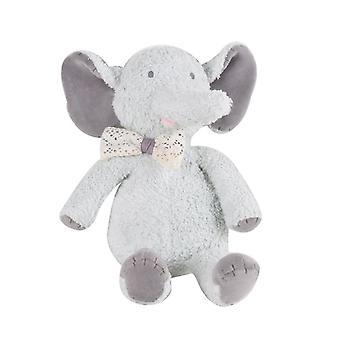 Tikiri Plush Toy Elephant 25 Cm
