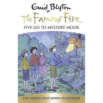 Famous 5 5 Siirry Mystery Moor on Enid Blyton
