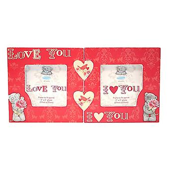 Me To You 2 Piece Love Photo Frame