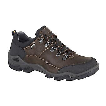 IMAC Mens All Terrain Waterproof Leather Shoes
