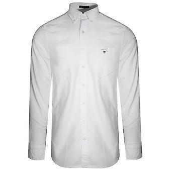 GANT GANT weißen regelmäßige Oxfordhemd