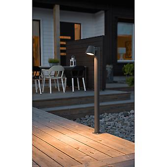 Konstsmide Trieste Anthracite Post Spotlight
