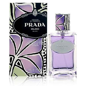 Prada infusion de tubereuse for women 1.7 oz eau de parfum spray