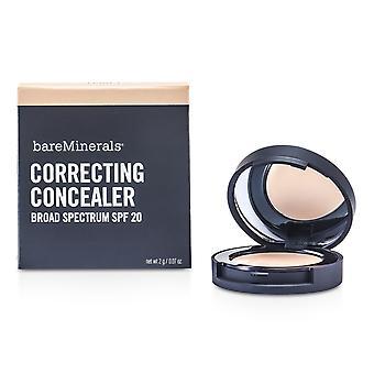 Bare minerals correcting concealer spf 20 light 1 149818 2g/0.07oz