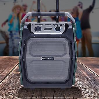 Uusi Mac audio jäsen 777 siirrettävää vaunua ääni station karu ulkona design, 1 kpl