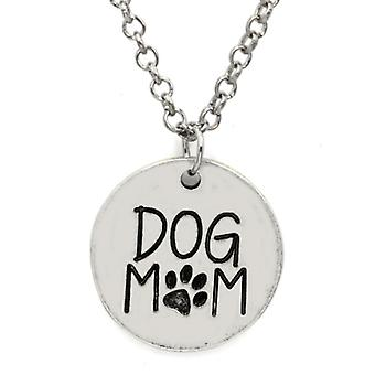 Dog mum necklace